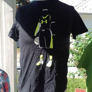 Boys Nike Jordan shirt.
